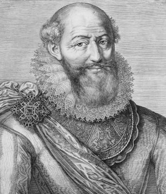 Maximilien de Bethune, duc de Sully, 1614