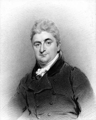 Sydney Smith, engraved by Samuel Freeman, 1817