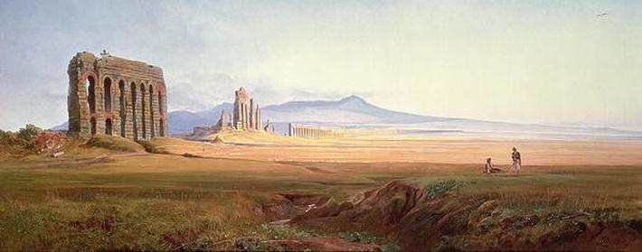 Aqueduct of Nero, Rome