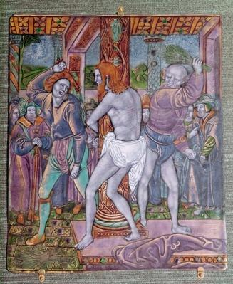The Flagellation of Christ, by Jean I. Penicaud