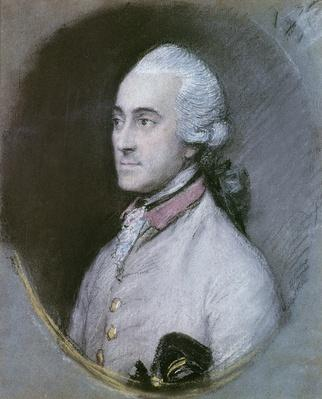 Portrait of George Pitt, 1st Baron Rivers