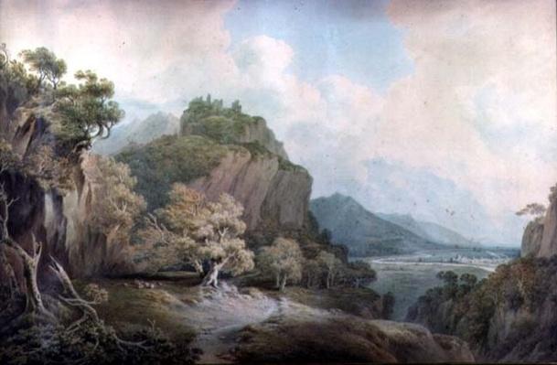 Val d'Aosta, Piedmont