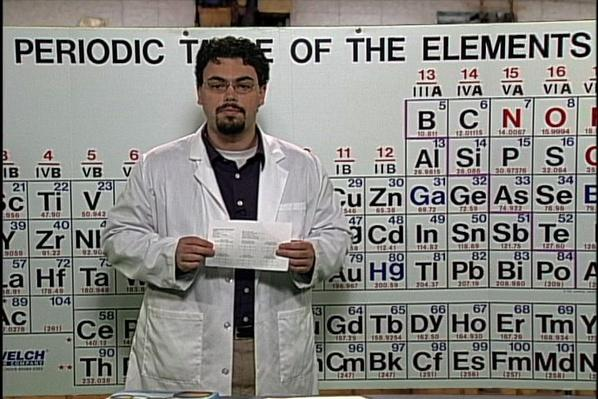 Chemistry 403: Trends in the Periodic Table
