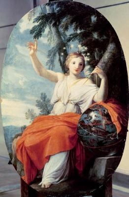 The Muse Urania, 1646-47