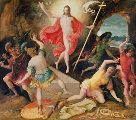 The Resurrection of Christ, c.1594