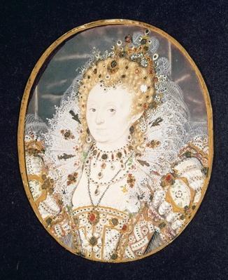 Queen Elizabeth I, c.1595-1600