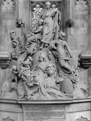 Monument to William Pitt the Elder, 1782