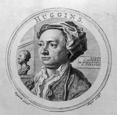 William Huggins, engraved by Thomas Major, 1761