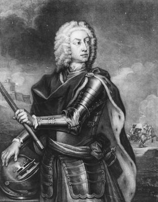 James Oglethorpe, 1741