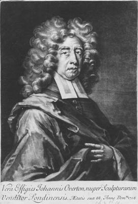 John Overton, 1708