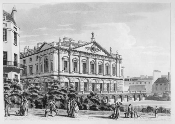Spencer House, 1800