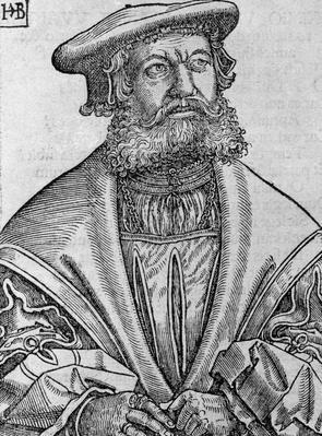 Helius Eobanus Hessus, 1534