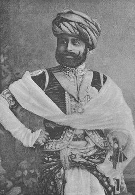 Thakore Sahib Waghji II Rawaji