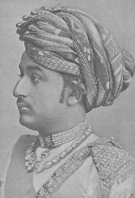 Khengarji III, Maharao of Cutch