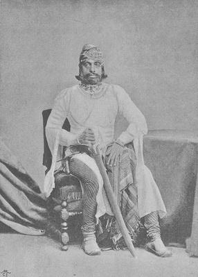 Maharaja Jaswant Singhji II of Jodhpur