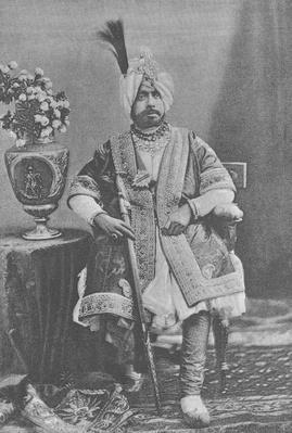 Maharaja Pratap Singhji of Jammu and Kashmir
