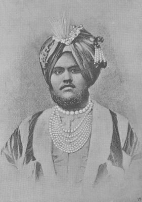 Maharaja Jagatjit Singh of Kapurthala