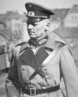 Field Marshal von Rundstedt