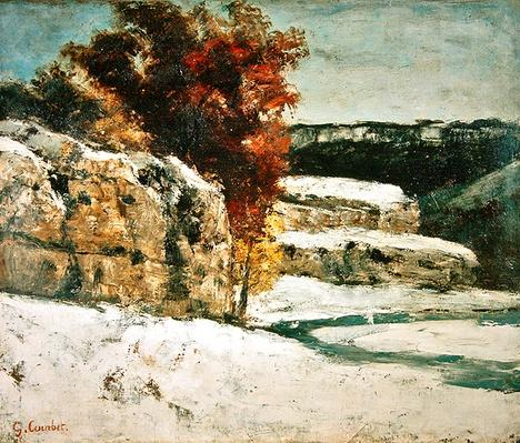 Winter Landscape, 1865-70