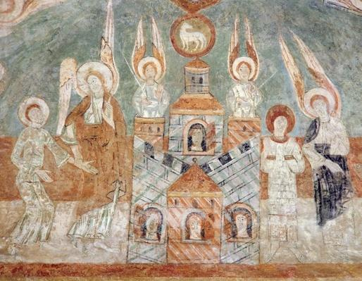 The Heavenly Jerusalem, 12th century