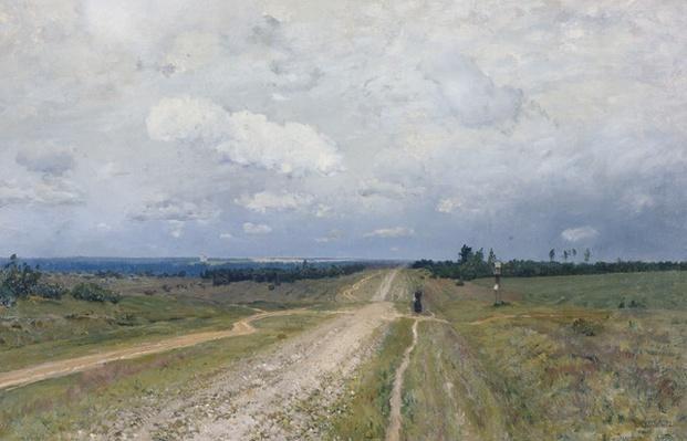The Vladimirka Road, 1892