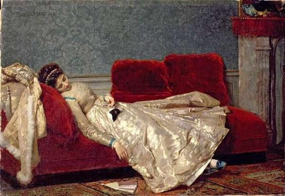 After The Ball, 1869