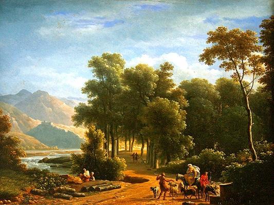 Landscape, 1808