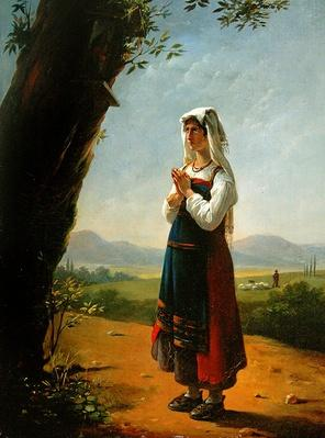 Peasant in the Roman Countryside