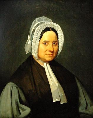 Portrait of Pauline's Aunt