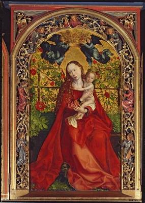 Madonna of the Rose Bower, 1473