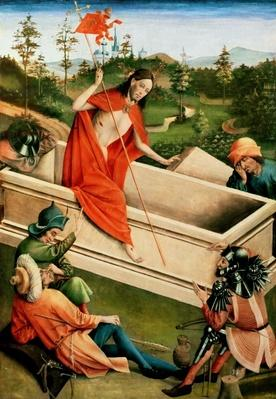 The Resurrection, 1456