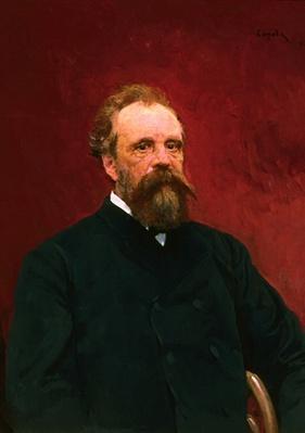 Sergey Mikhailovich Tretyakov, 1895