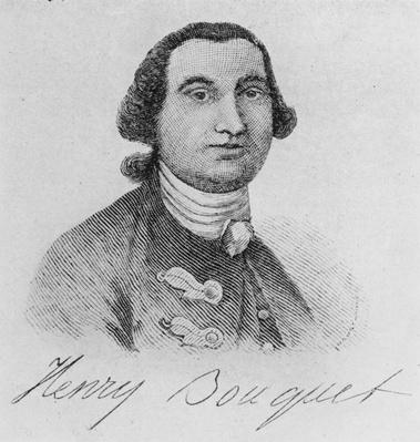 Colonel Henry Bouquet