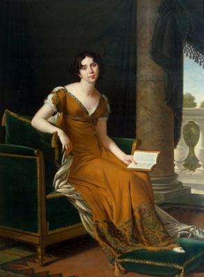 Portrait of Yelizaveta Demidova, c.1805
