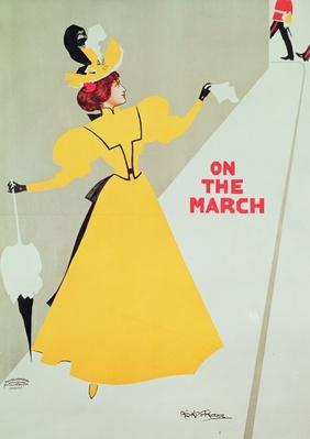 'On the March'