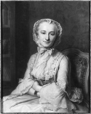 Mademoiselle Marie Salle, 1741