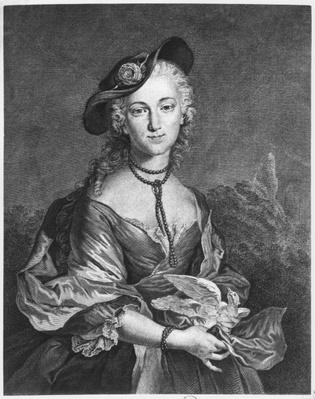 Mademoiselle Marie Salle