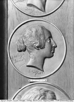 George Sand, 1833
