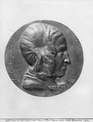 Ida Saint-Elme, known as 'La Contemporaine', 1834