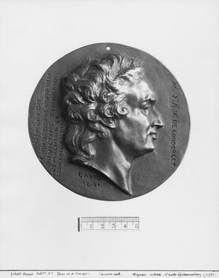 Marie Jean Antoine Nicolas Caritat, marquis de Condorcet, 1831