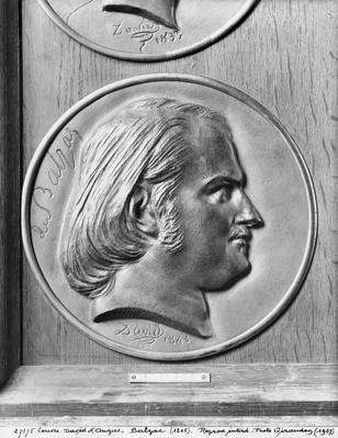 Honore de Balzac, 1843