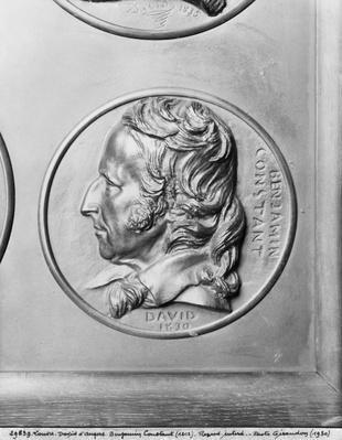Henri Benjamin Constant de Rebecque, 1830