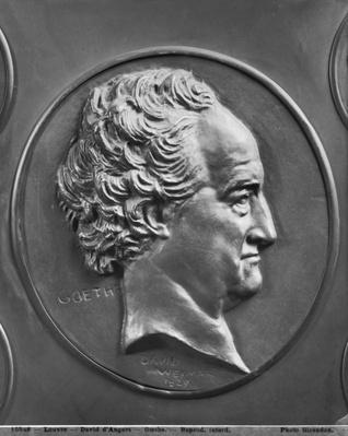 Johann Wolfgang von Goethe, 1829