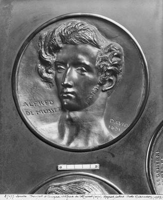 Alfred de Musset, 1831