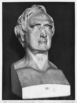 Dominique Francois Arago, 1839