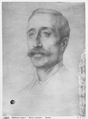Alfred Drury, 1899