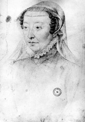 Catherine de Medici, c.1560