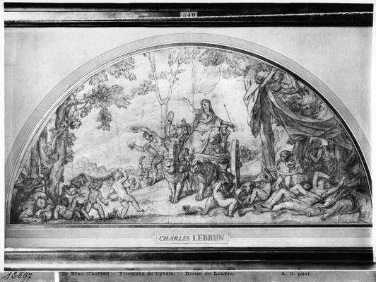 Cybele or Reawakening of Earth, c.1663