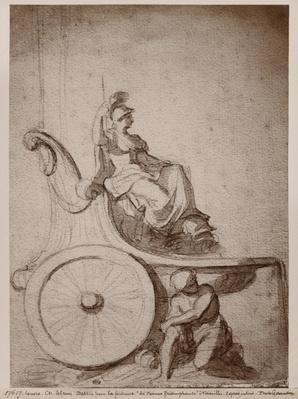 Triumphant France, c.1674