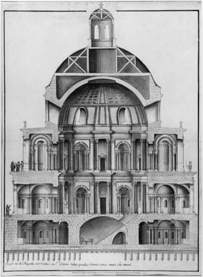 Basilica Saint-Denis, the Valois Tower